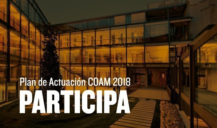 PARTICIPA: La Junta de Gobierno abre por primera vez a la participación de los colegiados el Plan de Actuación 2018.