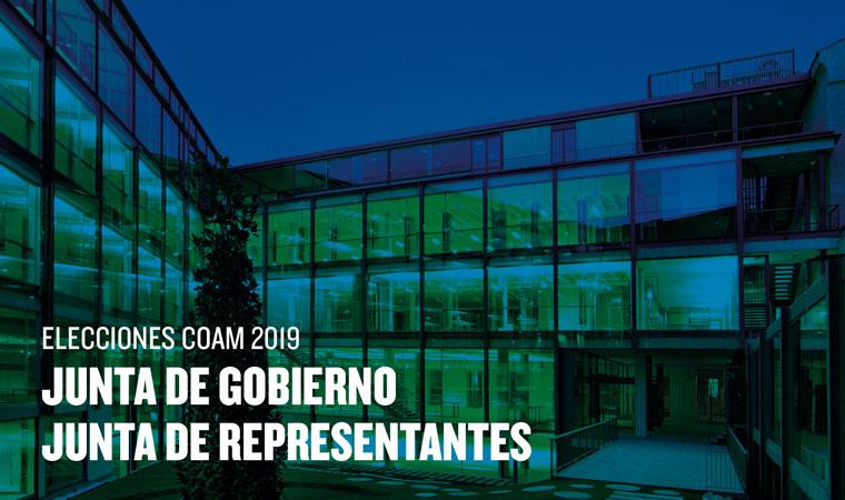 #EleccionesCOAM2019 Consulta el calendario y ¡VOTA!